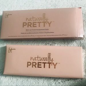 It cosmetics naturally pretty matte luxe eyeshadow